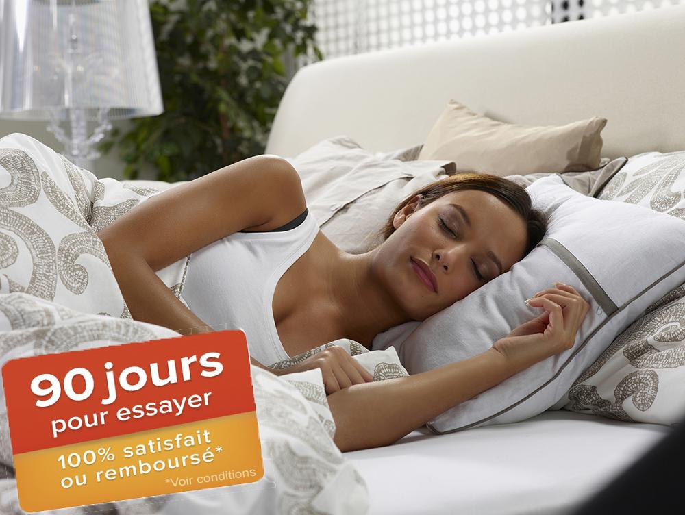90 jours d'essai pour votre lit à eau Waterbed France