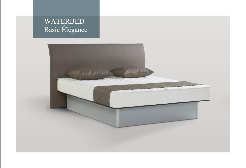 Lit a eau waterbed basic Elegance