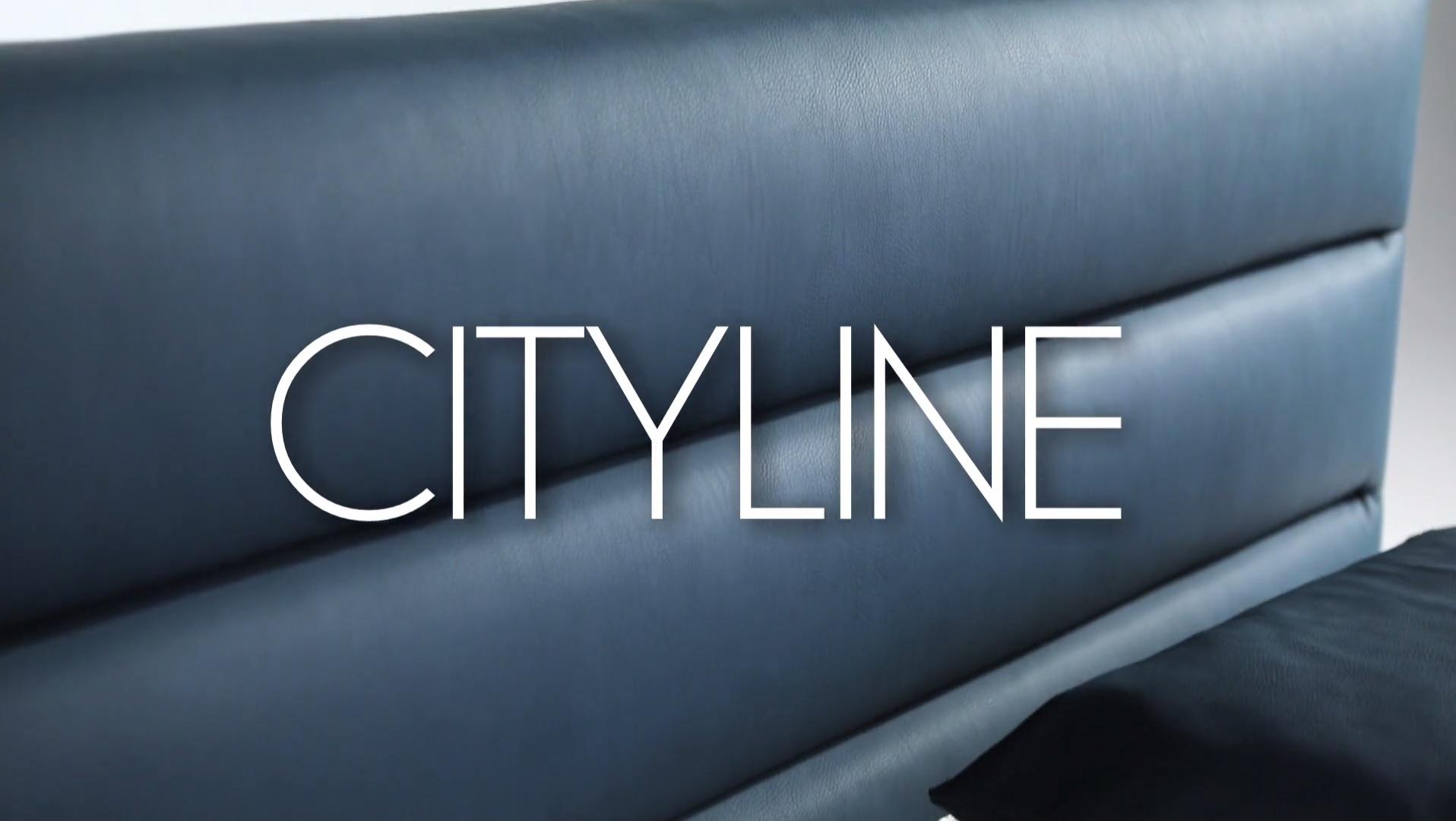 Lit à eau Basic Cityline by Waterbed France