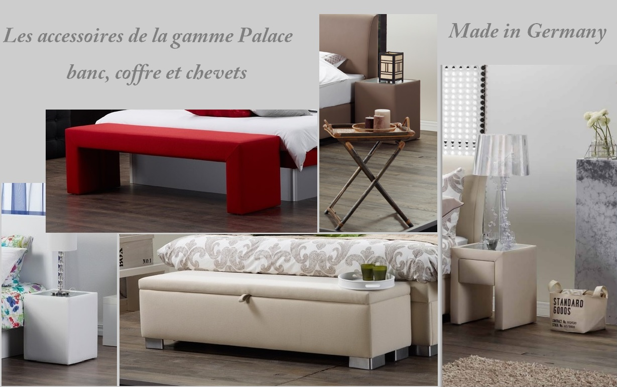 coffre de bout de lit fashion designs. Black Bedroom Furniture Sets. Home Design Ideas