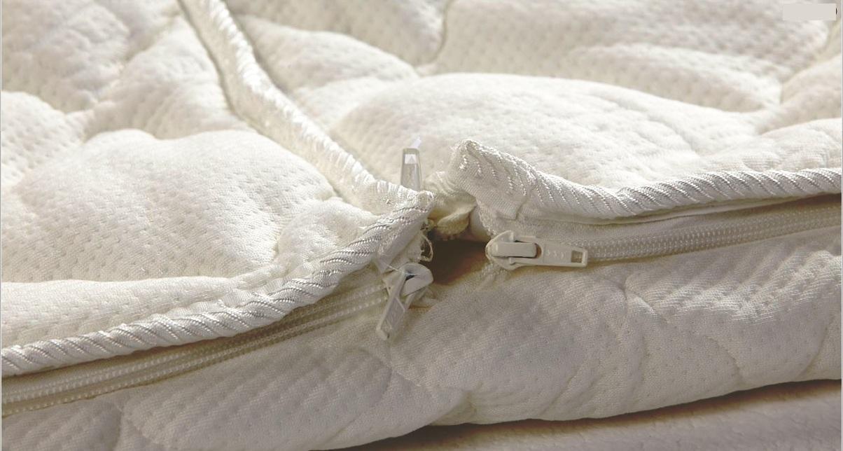 Housse coutil Lyocell pour lit à eau Waterbed France