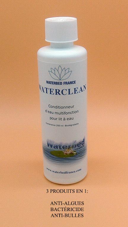 Produit anti algues,conditionneur pour lit à eau waterbed