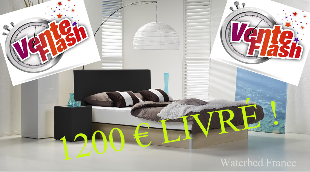 SUPER PROMO WATERBED DUAL BASIC 1200€ !