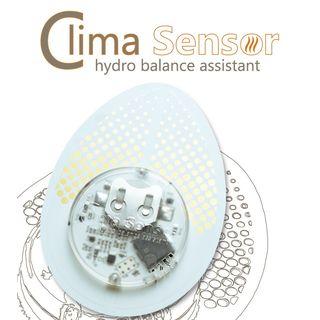 Clima Sensor, avertisseur d'humidité pour lit à eau