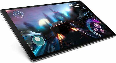 Tablette Lenovo M10 plus Android avec barre de son Alexa