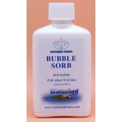 Anti bulles d'air Bubble Sorb pour lit à eau