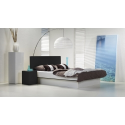 lit a eau basic matelas a eau sur socle waterbed france. Black Bedroom Furniture Sets. Home Design Ideas