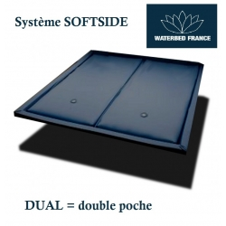 POCHE D'EAU SOFTSIDE DUAL