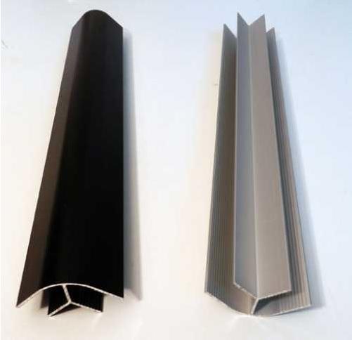 Angles alu pour socle de lit a eau