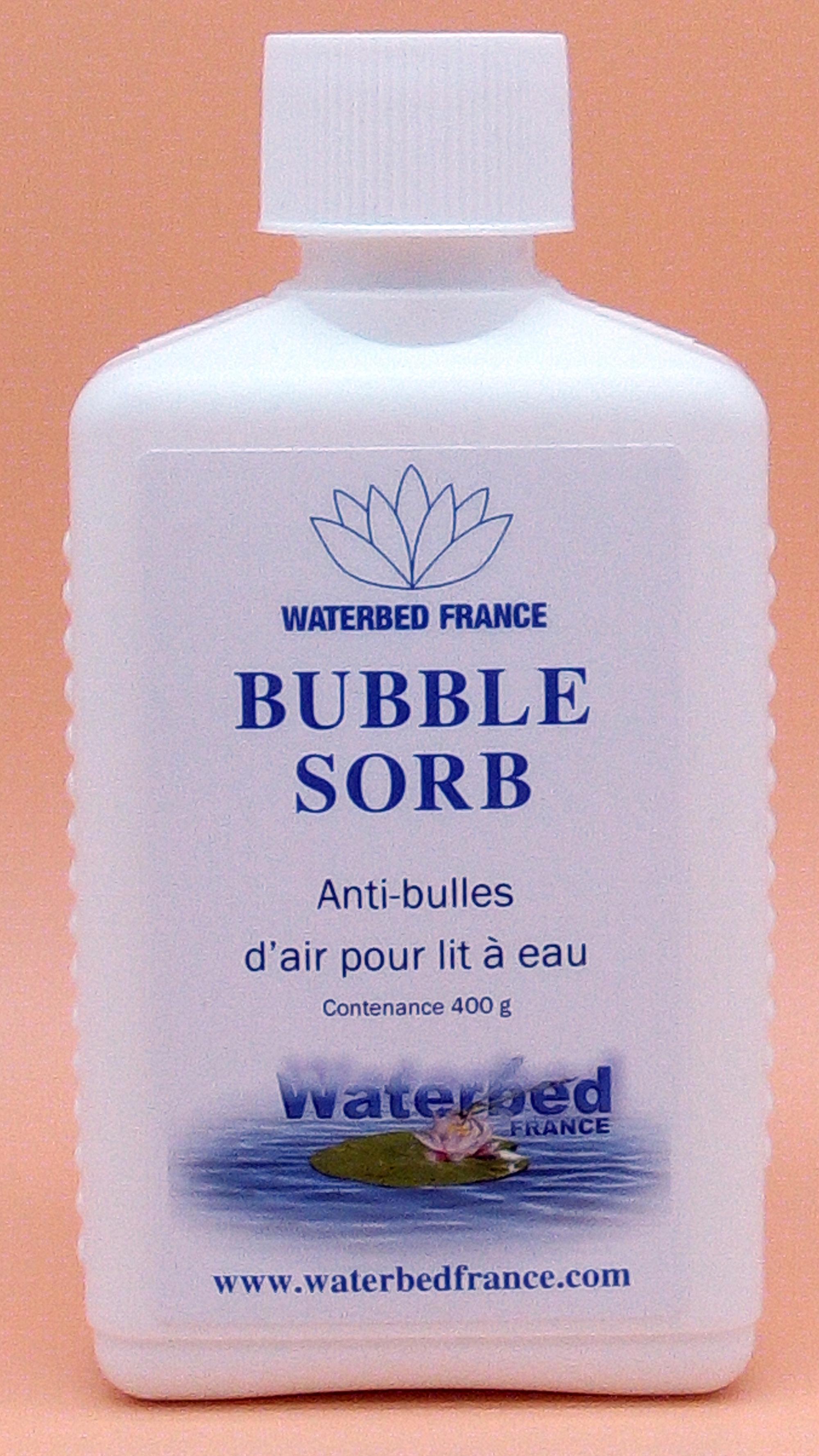 Bubble Sorb anti bulles d'air pour lit à eau waterbed