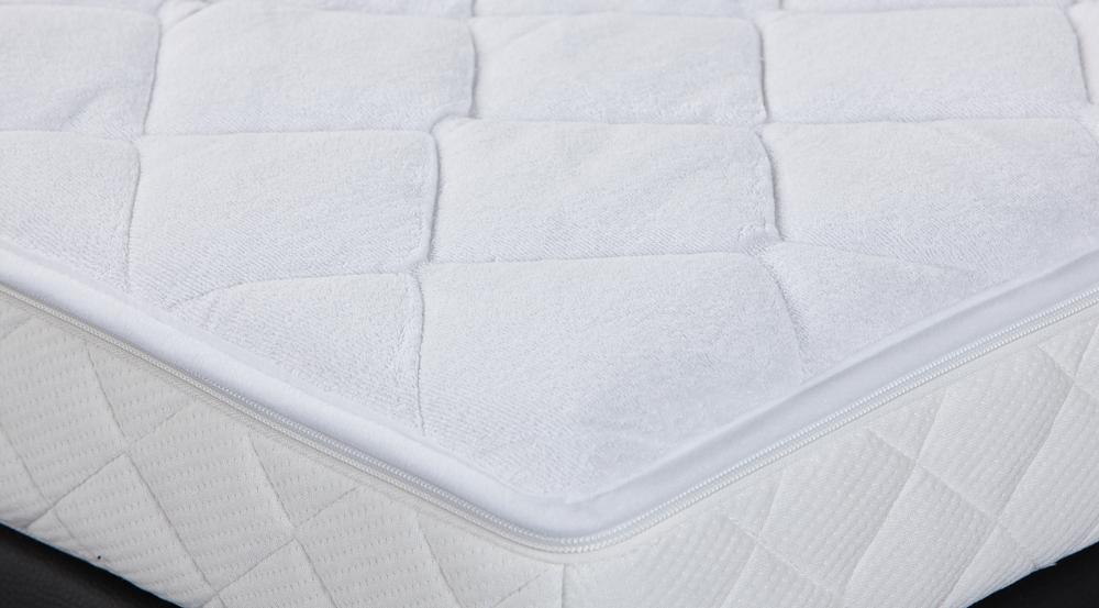 housse coutil pour lit a eau split softside. Black Bedroom Furniture Sets. Home Design Ideas