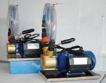 Pompe pour lit a eau
