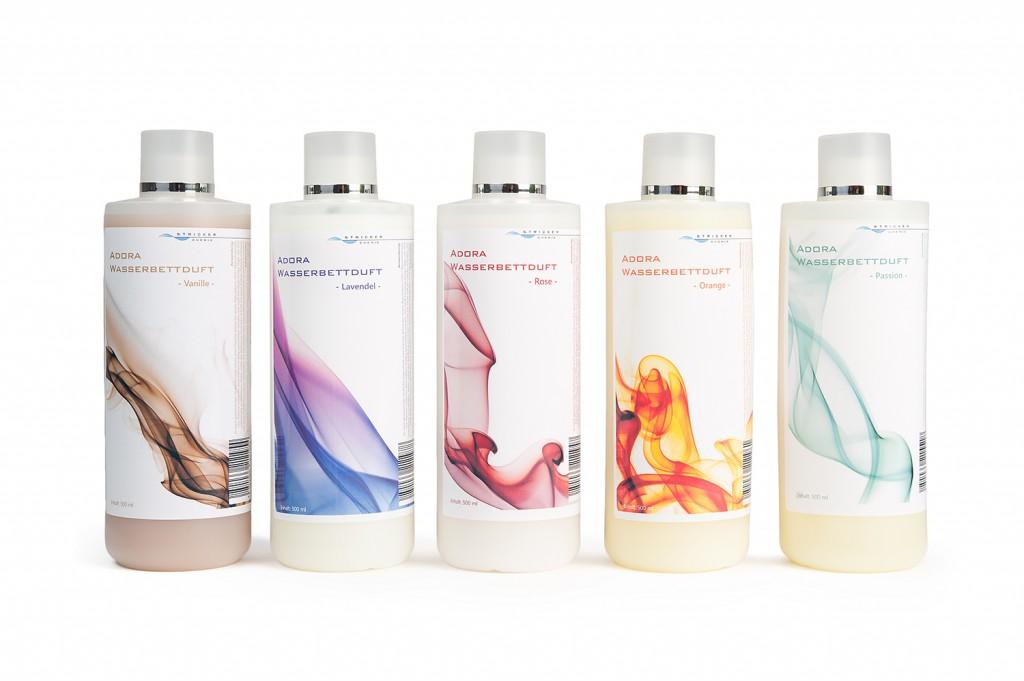 Parfum subtil pour lit à eau waterbed