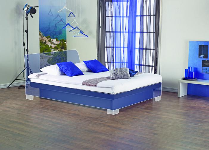 Lit à eau à insérer dans un cadre de lit