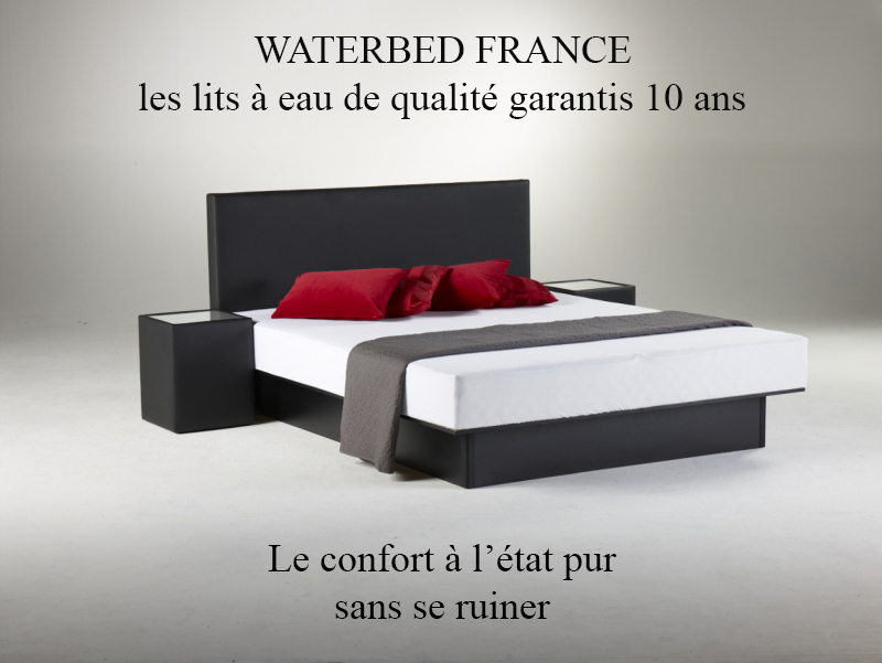 LIT A EAU BASIC DUAL by Waterbed France